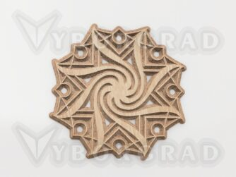 Laser Cut Wooden Art