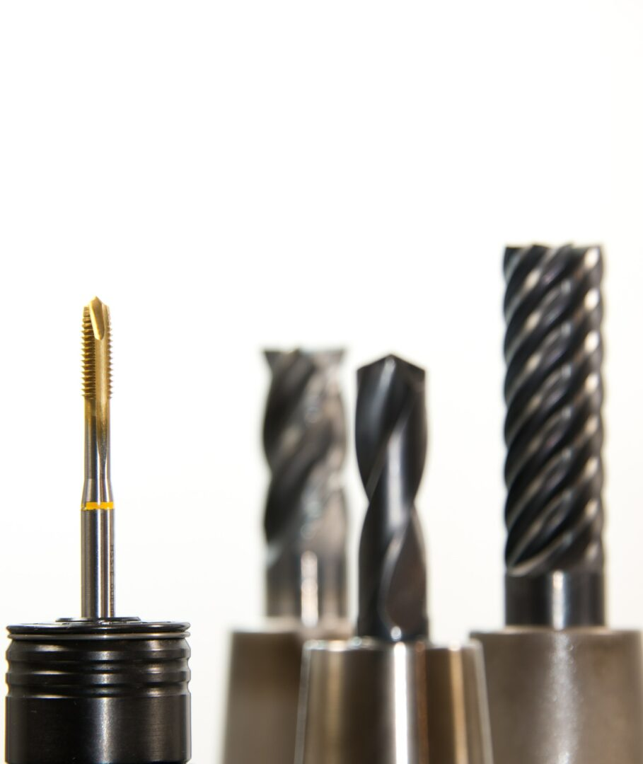 Selection cutters for machine tools with CNC